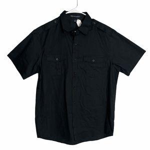 PORT AUTHORITY NWT men's button down shirt L